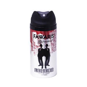 Fawaris Premier Legend Perfume Spray for Men - 150 ml