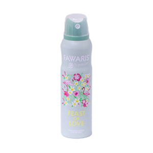 Fawaris Premier - Feast of love - Perfume Spry For Women 150ml