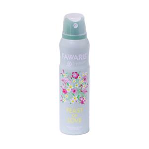 Fawaris Premier - Feast of love - Perfume Spry For Women 150ml