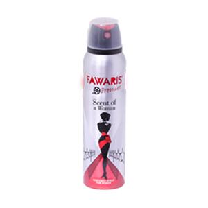 Fawaris Premier - secant of a women - Perfume Spry For Women 150ml
