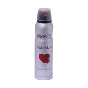 FAWARIS Matchless special edition -body spray for women Matchless 150 ml