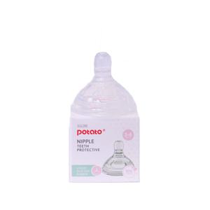 Potato baby Nipple teeth protective 3-6 Month- NZ619
