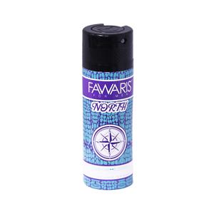 Fawaris body splash-special edition for men-North 200 ml