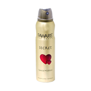 Fawaris -secret -special edition Perfume Spray For Women 150 ml