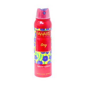 Fawaris -sexy -special edition Perfume Spray For Women 150 ml