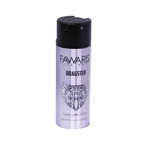 Fawaris -special edition perfume spray for men-Dragster-150 ml & 200 ml