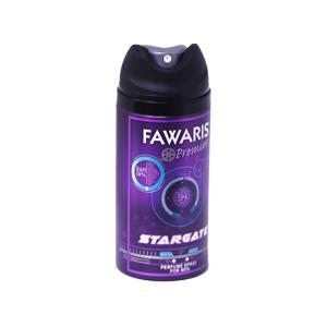 Fawaris Premier Stargate Perfume Body Spray for Men - 150 ml