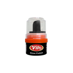 Vilo Shoe Care Cream Black 60 ml