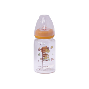 Potato standard Neck Glass bottle without hand (0 - 3 Month) F4052- 120 Ml