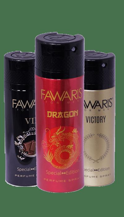 Fawaris Spray Deodorant For men